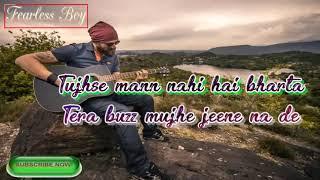 Tera buzz mujhe jeene na de _  Aastha Gill - Buzz feat Badshah _ Priyank Sharma