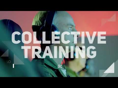 Training & Simulation capabilities and solutions - Thales