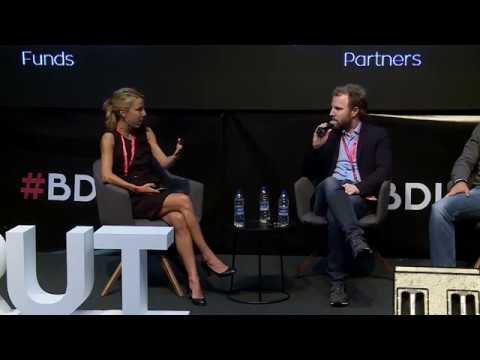 VC Upstarts - Panel - Money Stage - BDL Accelerate 2016