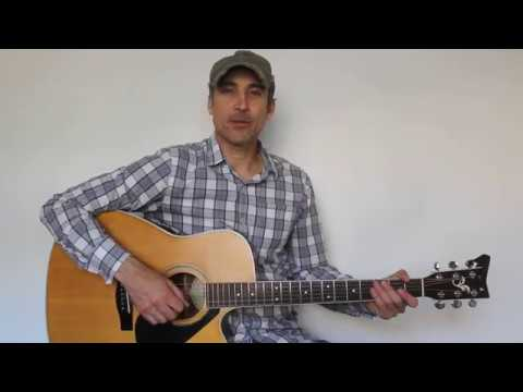 Seventeen - Chris LeDoux - Guitar Lesson | Tutorial