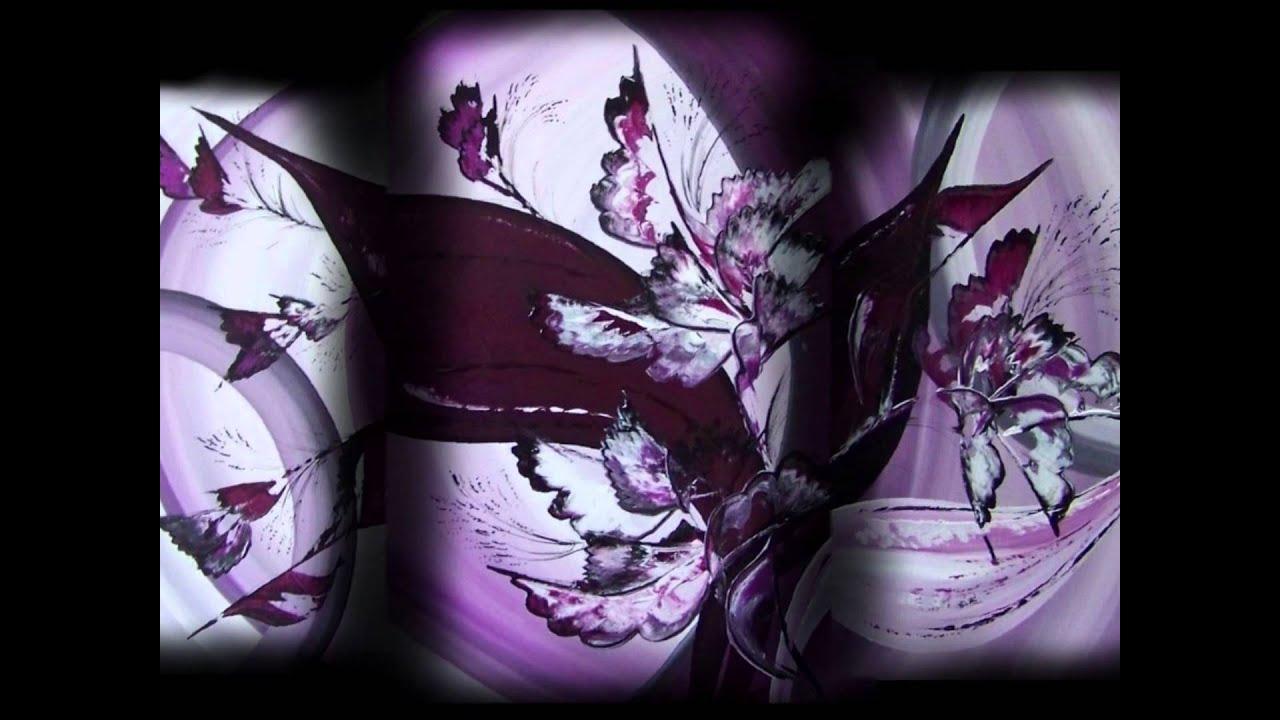 lila oder violett wie gestalte ich mein Wohnzimmer