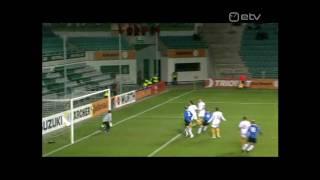 Estonia 2:0 Belgium (14.10.2009 Tallinn) World Cup 2010 Qualifying