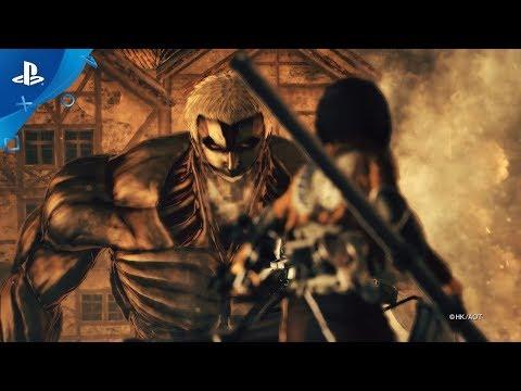 Test - Attack on Titan 2 Final Battle : une réédition généreuse en contenu - Geeko