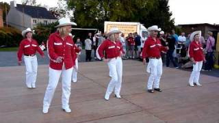 TURBO POLKA - 60 ans du stade de LEUHAN -FRANCE - HD - LES CHEYENNES