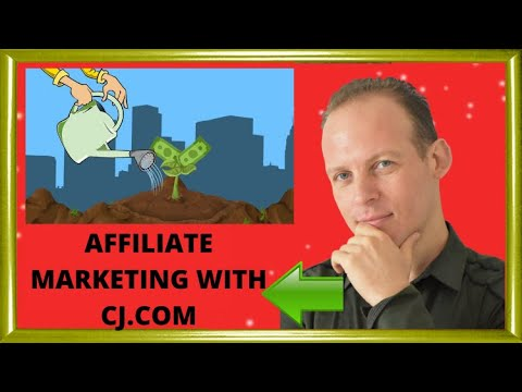 Affiliate marketing How to make money with Commission Junction, now called CJ Affiliate thumbnail