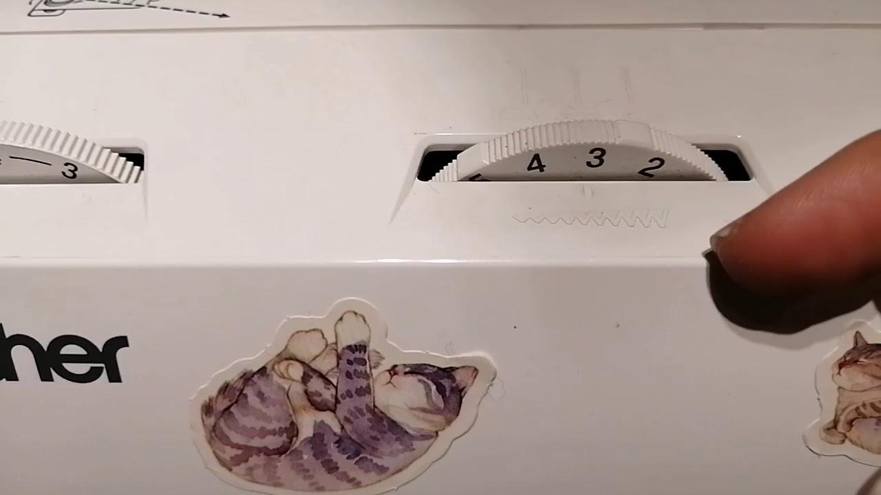 Cómo usar maquina de coser Brother BM3700 - YouTube
