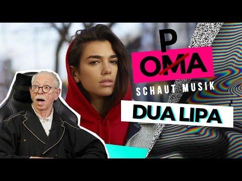 Opa schaut Musik