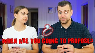 ASKING GUYS QUESTIONS GIRLS ARE TOO AFRAID TO ASK!