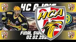 Finale coupe Suisse 2020 HC Ajoie - HC Davos  7-3