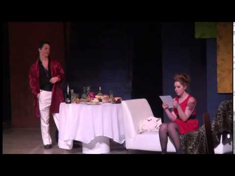 Sweet Charity Musical 2015  - Part 1
