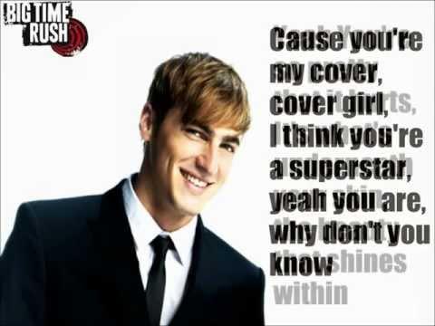 Cover Girl - Big Time Rush Lyrics