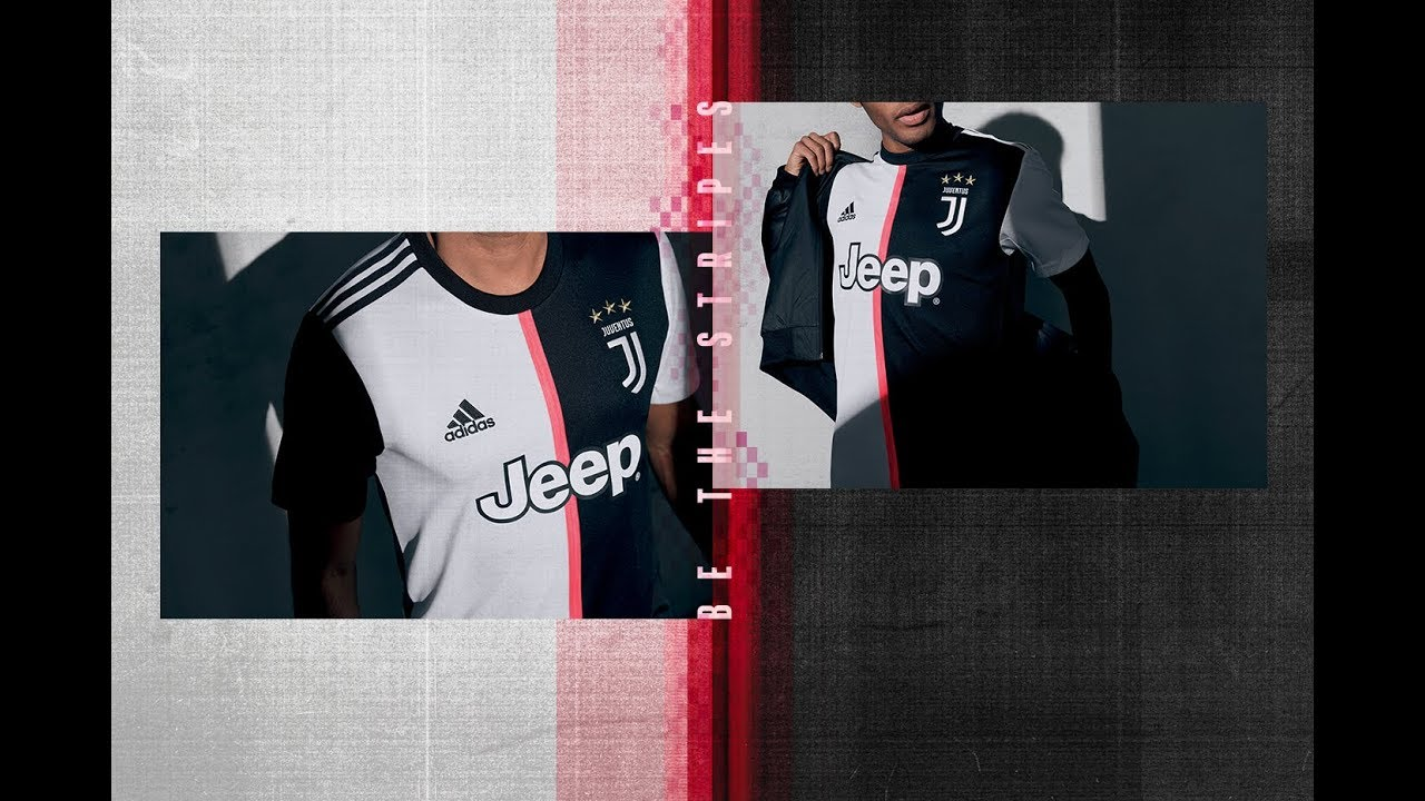 329794b1b Juventus break 116-year tradition with new home kit · The42