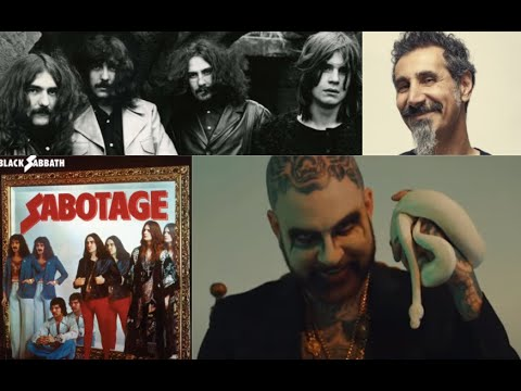 Black Sabbath Sabatoge remastered! - Atreyu, Catastrophe - Tom Morello/Pussy Riot - Clutch