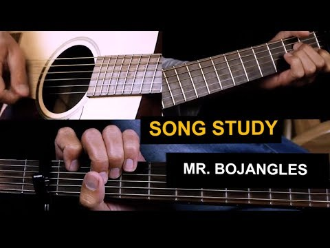 Mr Bojangles guitar lesson and chords