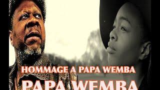 Queen Aline Kabangi Hommage a Papa Wemba