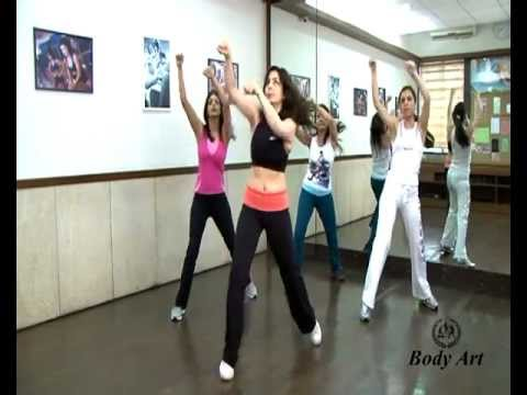 Zumba  Workout Routine
