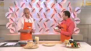 Андрей Бобровский в эфире программы «Контрольная закупка» на 1 канале