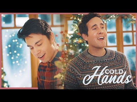 Cold Hands (Original Christmas Duet) | Sam Tsui & Casey Breves