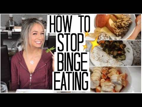 How to STOP Binge Eating | Curve Cravings & Stop Over Eating