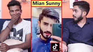 INDIANS react to Mian Sunny | Tik Tok Videos