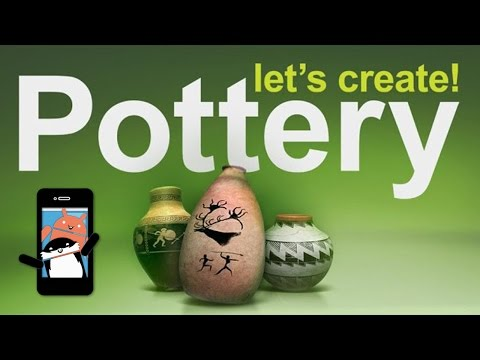 Lets Create! Pottery [Android] Перфекционизм с Леммингом и Банзайцем