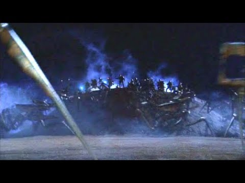 Intro to 2004 Movie Starship Troopers 2 - The Sky-Marshal Has Launched Operation March To Victory -
