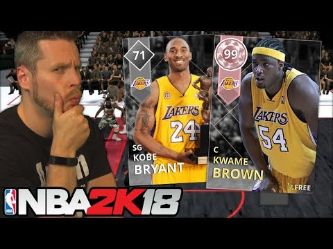 EVERYTHING IS A LIE NBA 2K18