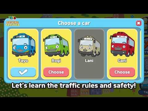 Tayo Driving Practice Aplikasi Di Google Play