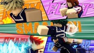[Hell Flame Revamp] Boku No Roblox: Remastered