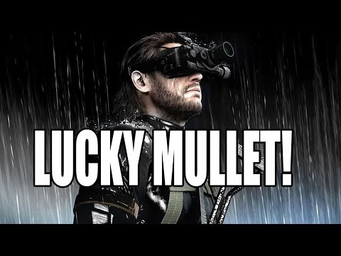 METAL GEAR SOLID V: GROUND ZEROES!