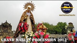 Grand Marian Procession 2013