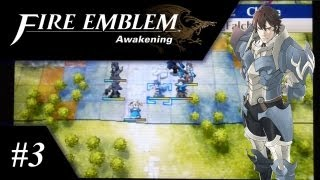 Fire Emblem Awakening Walkthrough Part 3 Chapter 2
