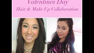 Valentines Day Make up | Collaboration with susylovesmakeup Thumbnail