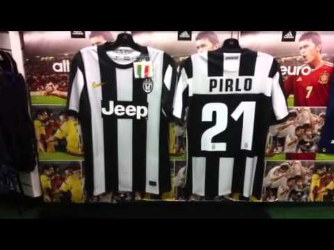 brand new 59736 0ee1f Juventus Jersey 2012/13 by Nike at NAS in Vancouver BC