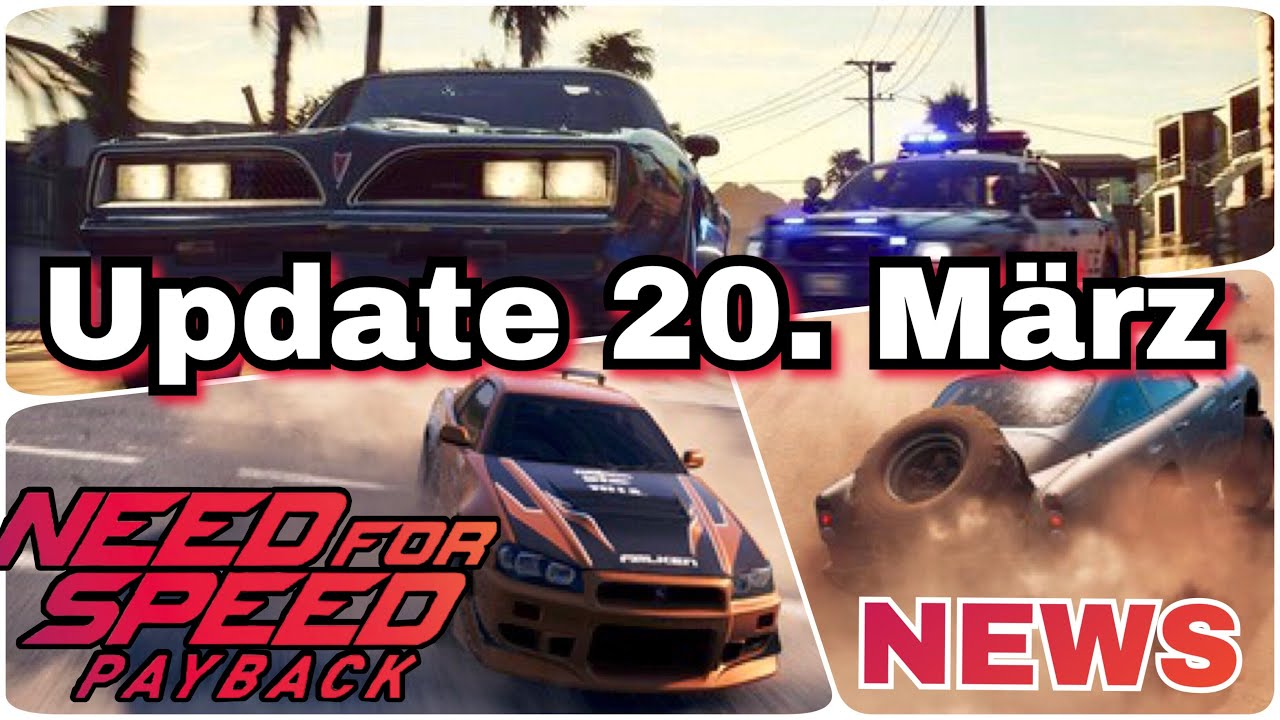need for speed payback update neue autos events 20 m rz 2018 youtube. Black Bedroom Furniture Sets. Home Design Ideas