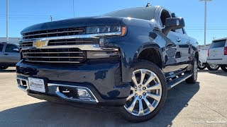 2019 Chevroler Silverado High Country - TOP OF THE LINE IN LUXURY
