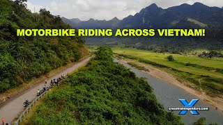 MOTORBIKE RIDING ACROSS VIETNAM Adventure Oz