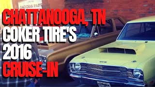 2016 Coker Tire Chattanooga Cruise-In