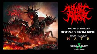 THY ART IS MURDER - Doomed From Birth with Joel Birch of The Amity Affliction (OFFICIAL AUDIO)