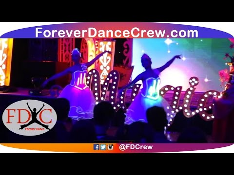 BALLET INDONESIA LED DANCE INDONESIA SWEET 17 BIRTHDAY PARTY