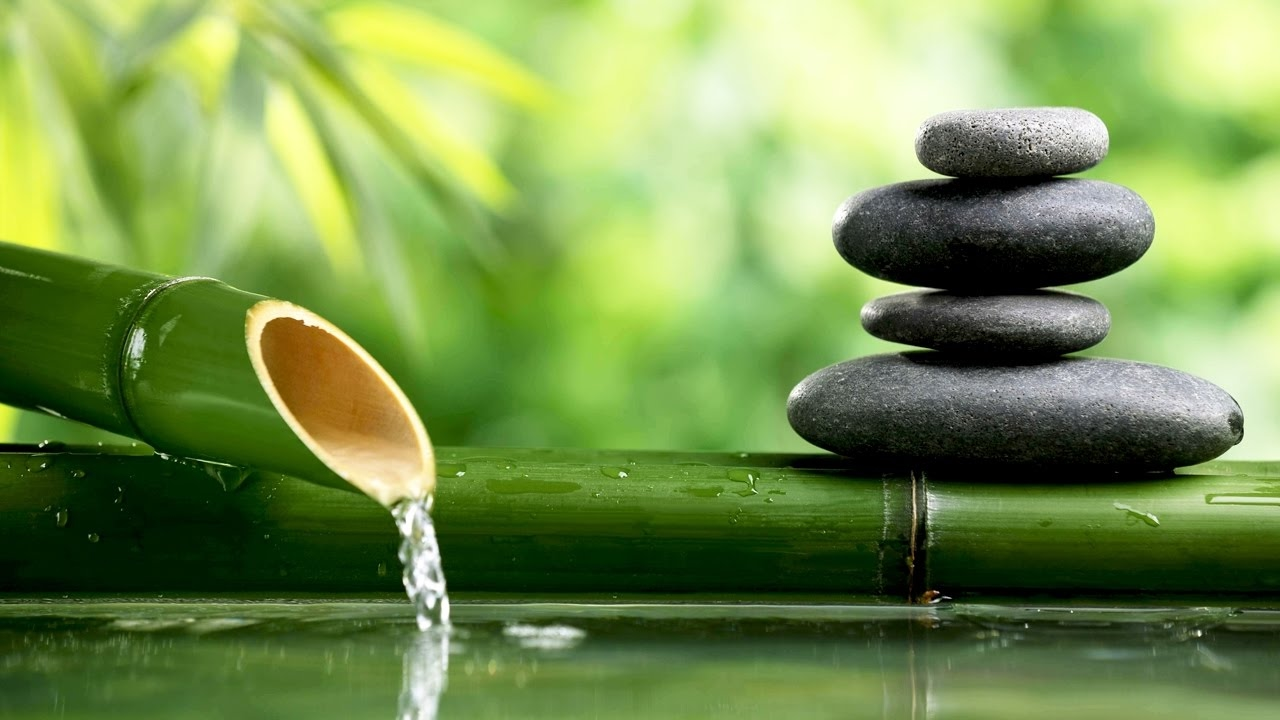 Nature Sounds BAMBOO WATER FOUNTAIN Relax Get Your Zen On Or Sleep