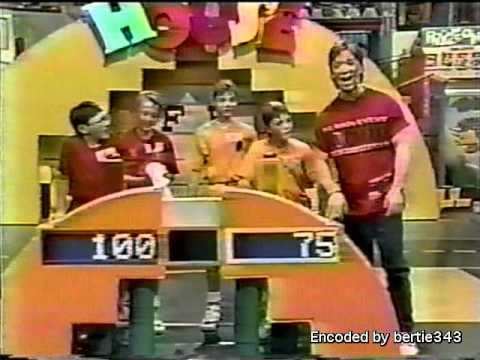 Fun House  1989  Emily & Daniel vs Walter & Jennifer