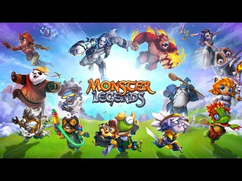 Monster Legends cheats and unlimited points