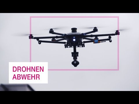Social Media Post: Drohnendetektion und Drohnenabwehr - Netzgeschichten