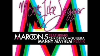 Maroon 5 feat. Christina Aguilera - Moves like Jagger Remix by Manny Mayhem Free Download
