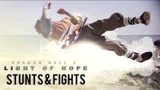 DBZ: Light of Hope BTS - Stunts & Fights