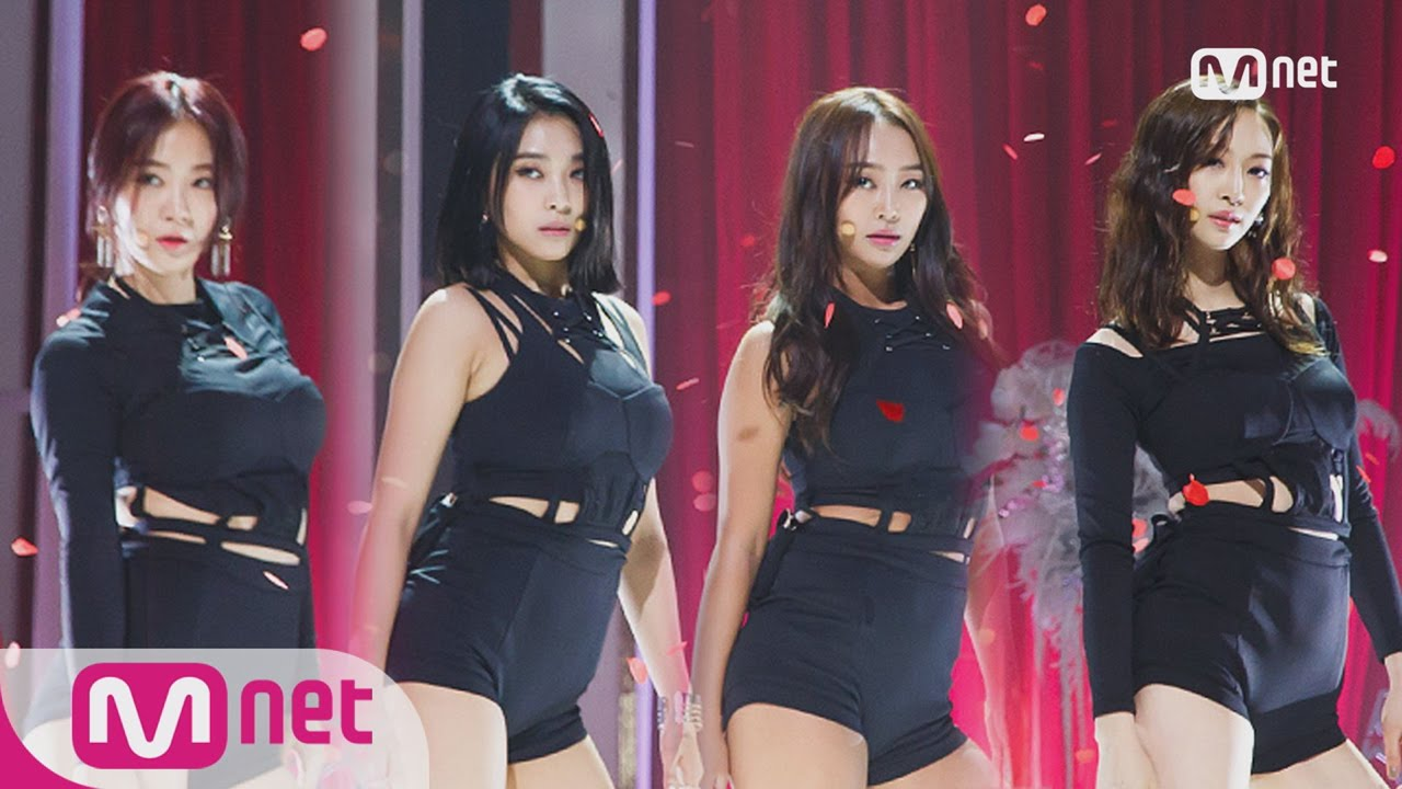 [SISTAR - I Like That] Comeback Stage