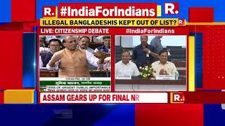 Assam Gears Up For Final NRC Draft