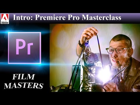 Premiere Pro tutorial - Recording and Editing Audio | Film M