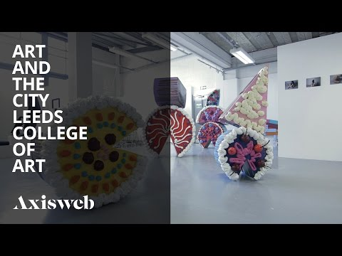 Art and the City: Leeds College of Art | Axisweb